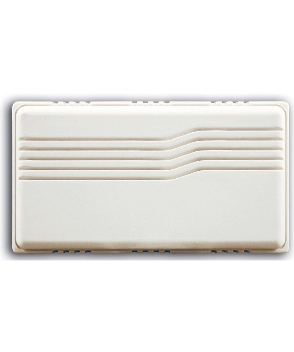 White Belmont Chime Cover