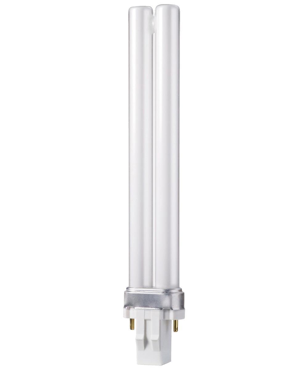 13 Watt Soft White Compact Fluorescent Light Bulbs 2 Count