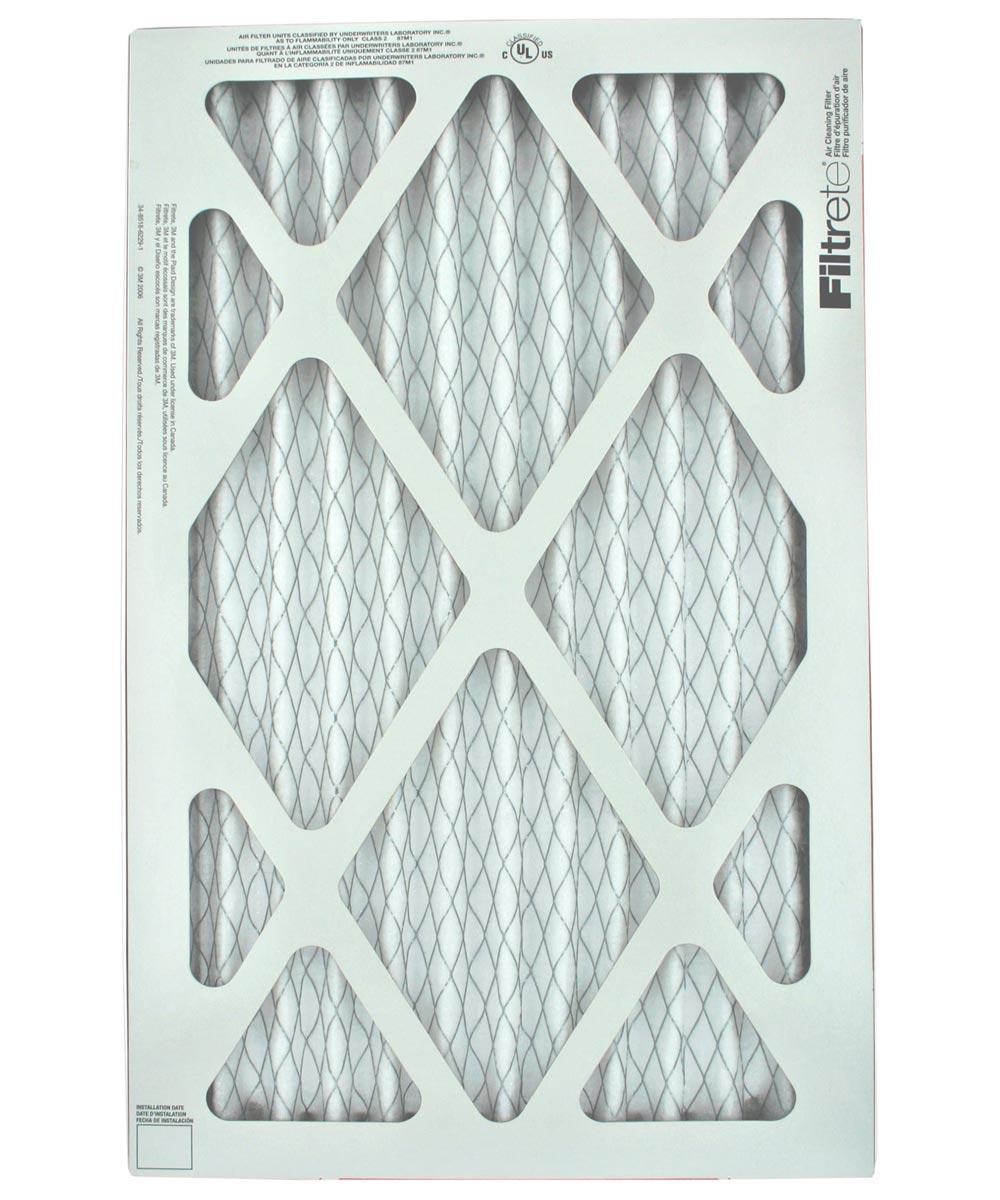 12 in. x 20 in. x 1 in. Filtrete Micro Allergen Filter