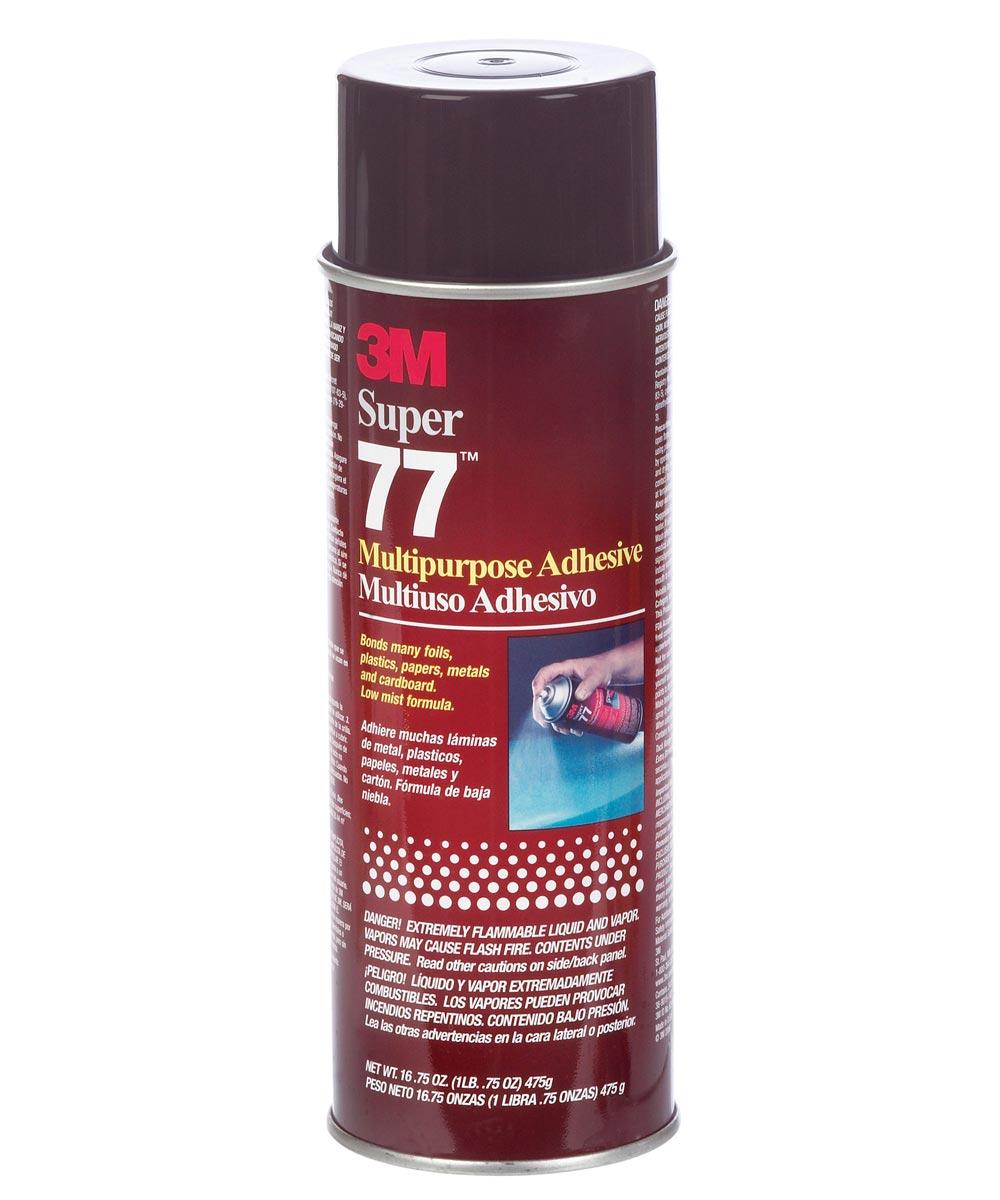 Super 77 Multipurpose Adhesive Spray, 17 oz.