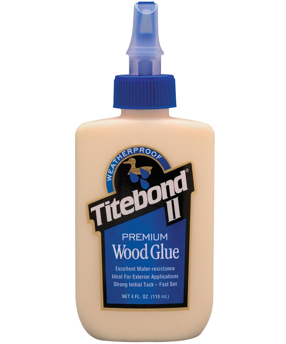 4 oz. Titebond II Wood Glue
