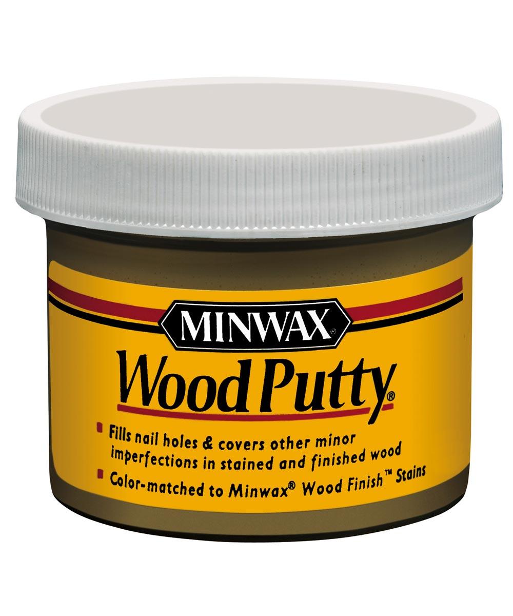 3.75 oz. Mahogany Wood Putty