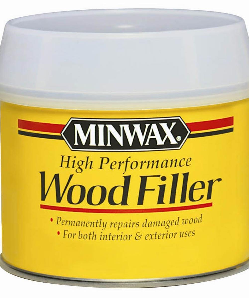 6 oz. High Performance Wood Filler