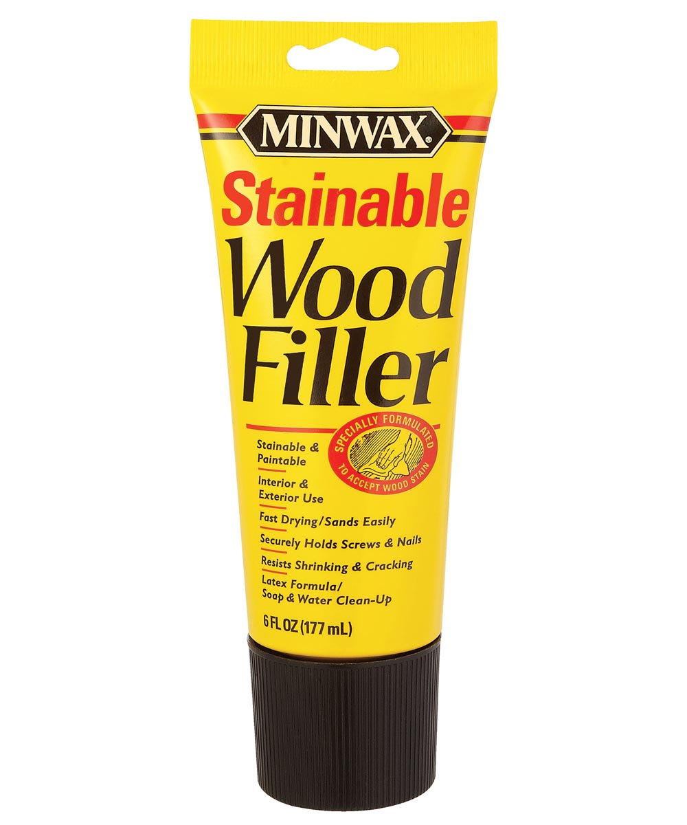 6 oz. Stainable Wood Filler