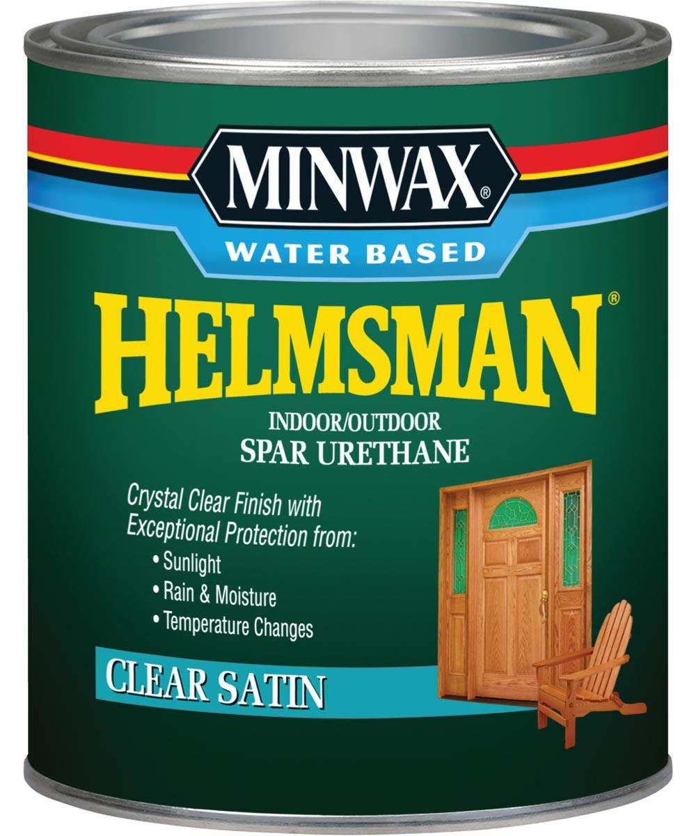 1 Quart Helmsman Spar Urethane Satin Finish