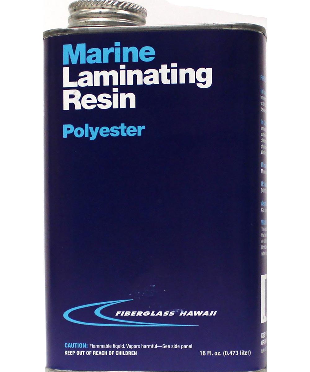 Marine Laminating Resin Pint