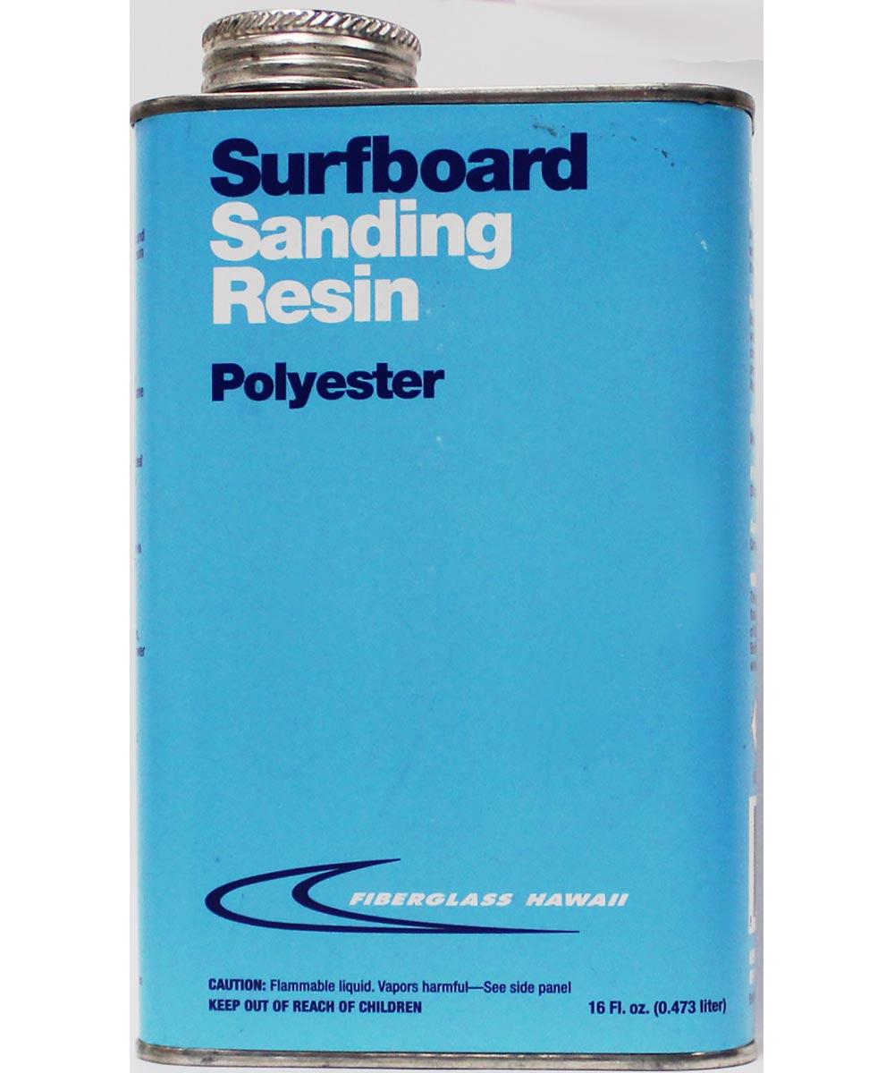 Surfboard Sanding Resin Pint