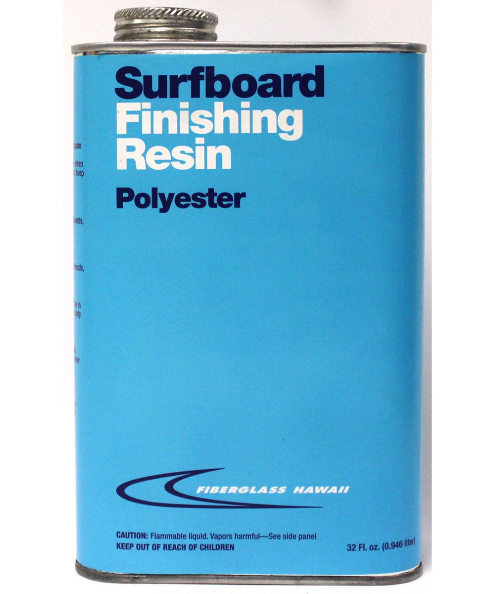 Surfboard Finishing Resin Qt