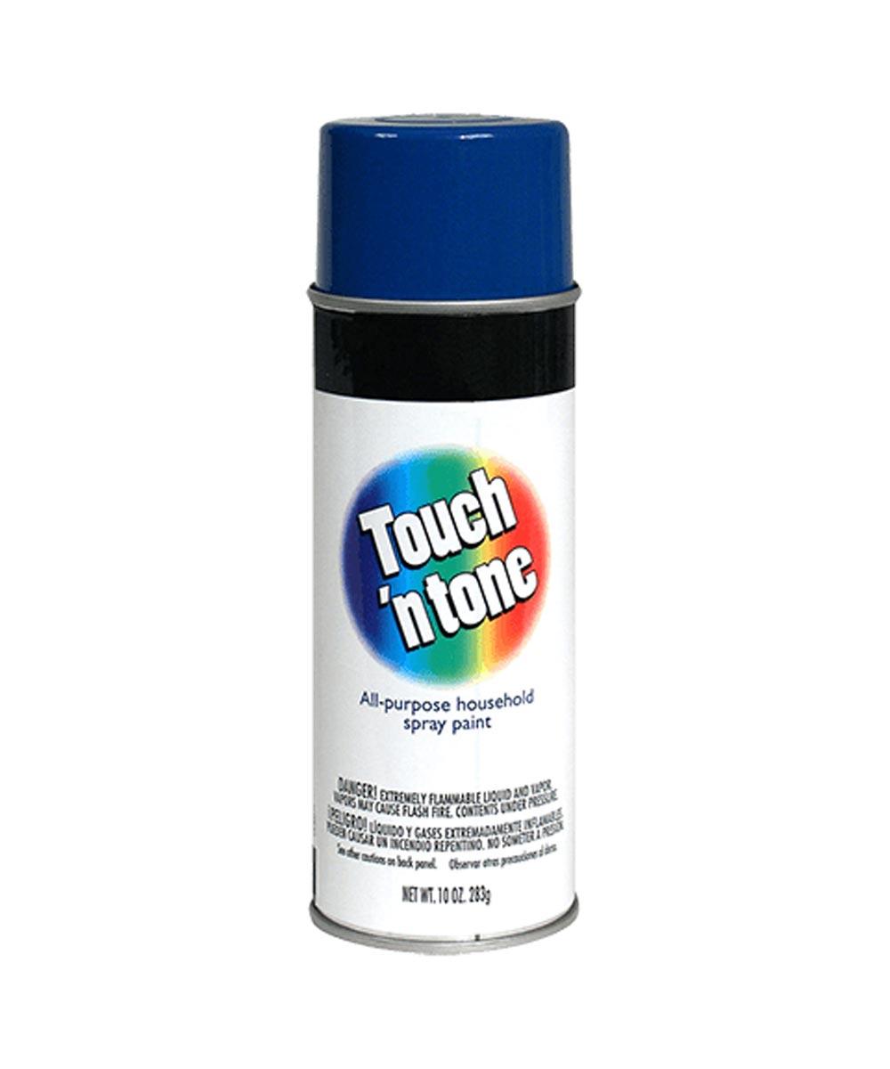 Touch N Tone General Purpose Spray Paint, 10 oz., Royal Blue