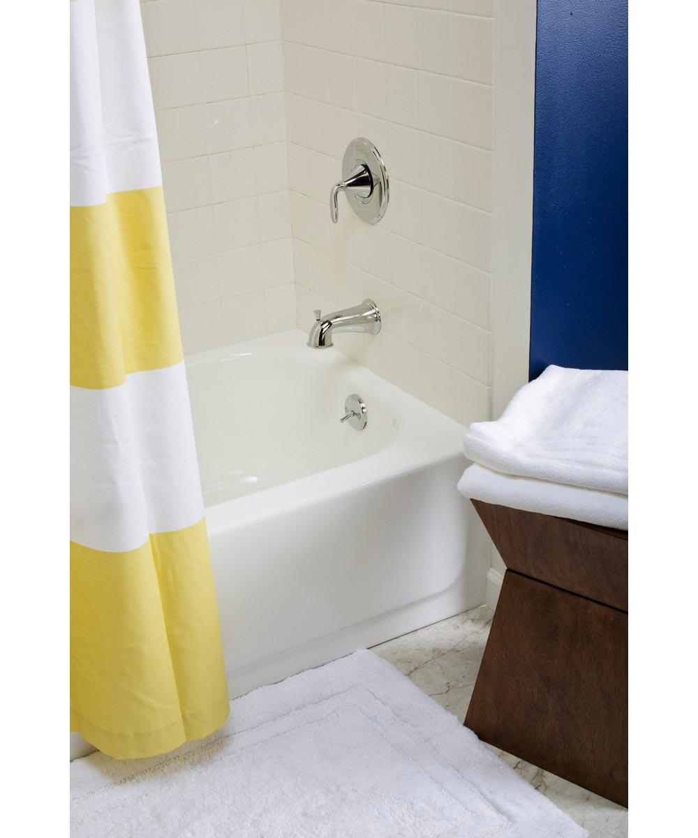 Specialty Tub & Tile Refinishing Kit, Kit, White