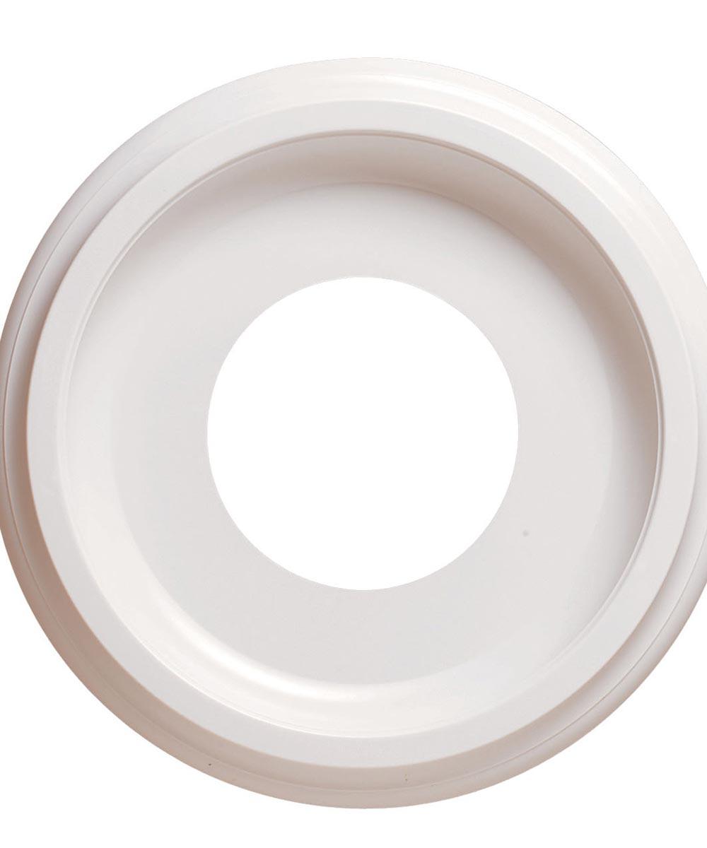 Westinghouse 10 in. White Light Fixture Fan Rosettes