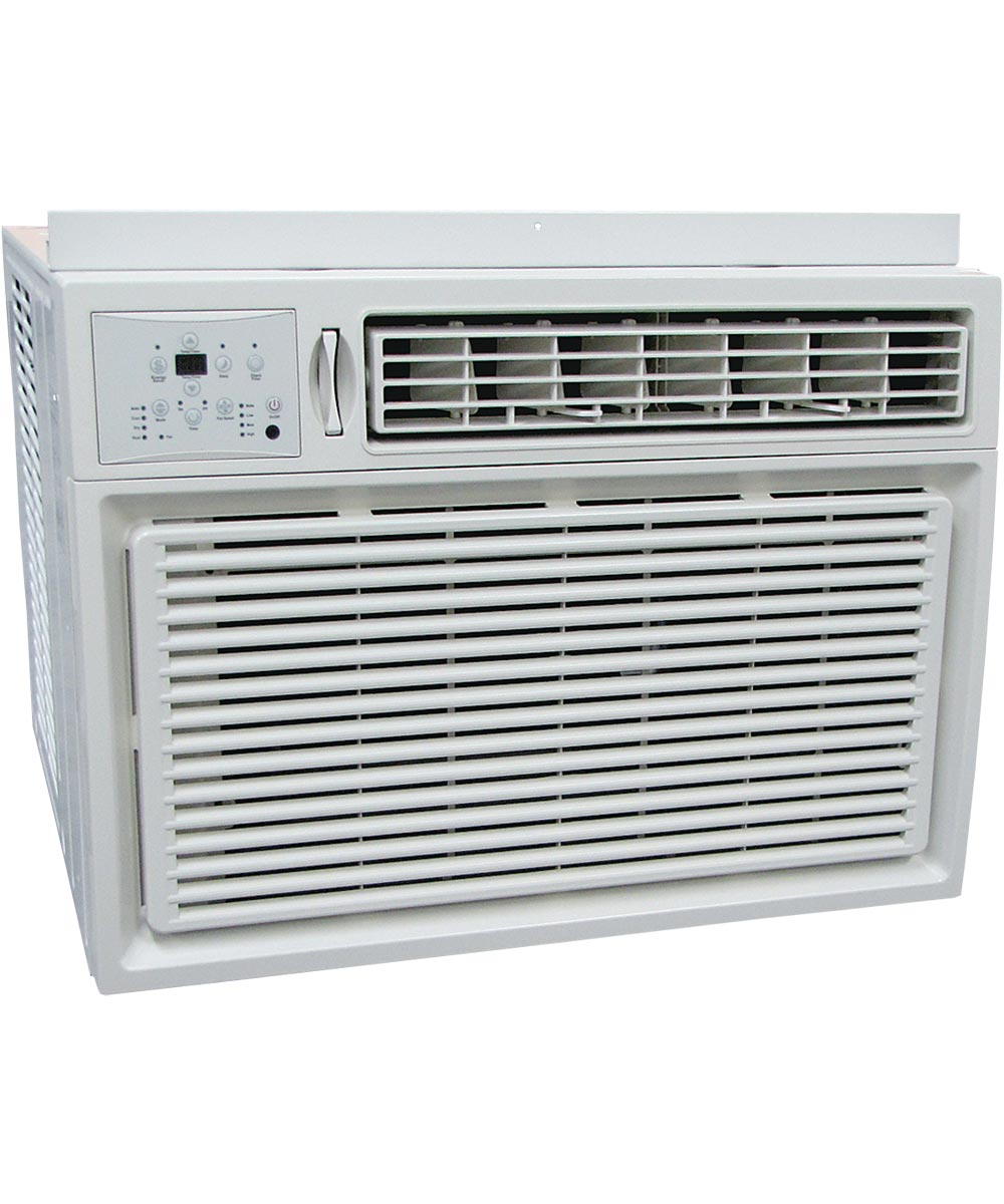 Comfort-Aire 4-Way Room Air Conditioner With Remote, 15000 BTUH, 382 cfm, 600 - 700 sq-ft., 3.17 pt/hr