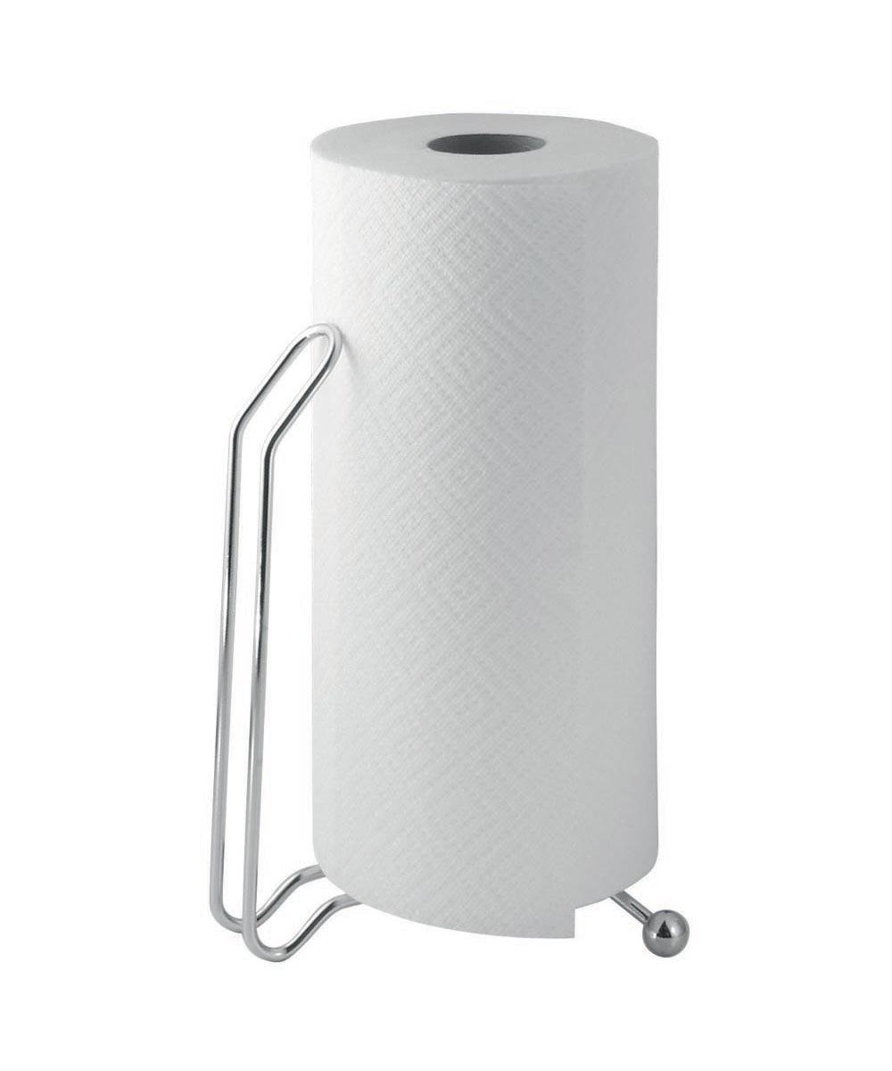 Aria Metal Countertop Paper Towel Holder, Chrome Finish