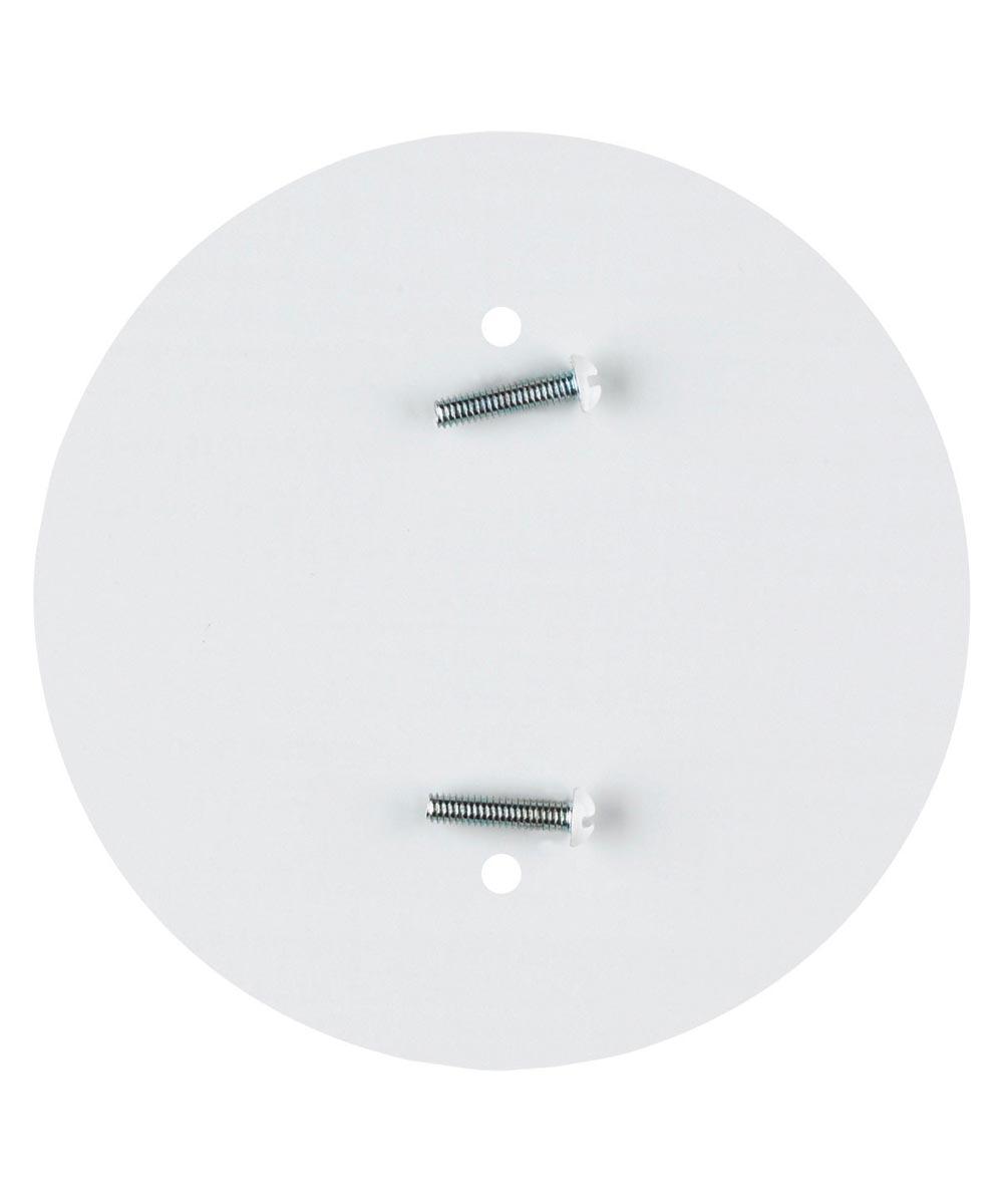 Westinghouse 4-3/4 in. Metal Outlet Concealer