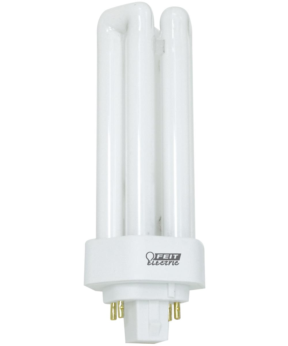Feit Electric 5-1/8 in. 26 Watt 4 Pin 3 Tube Compact Fluorescent Light Bulb