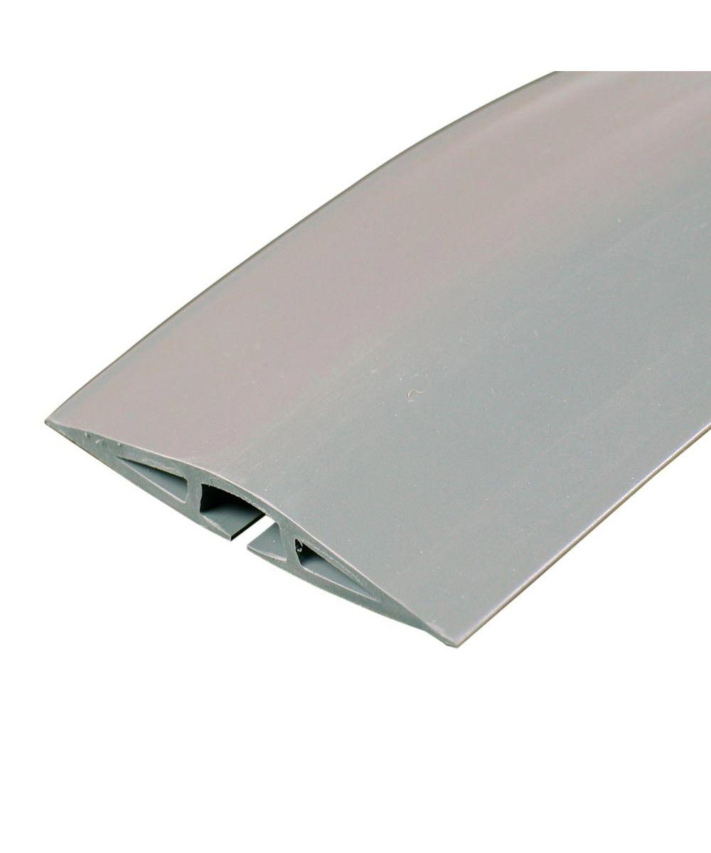 5 ft. Gray Corduct Overfloor Cord Protector