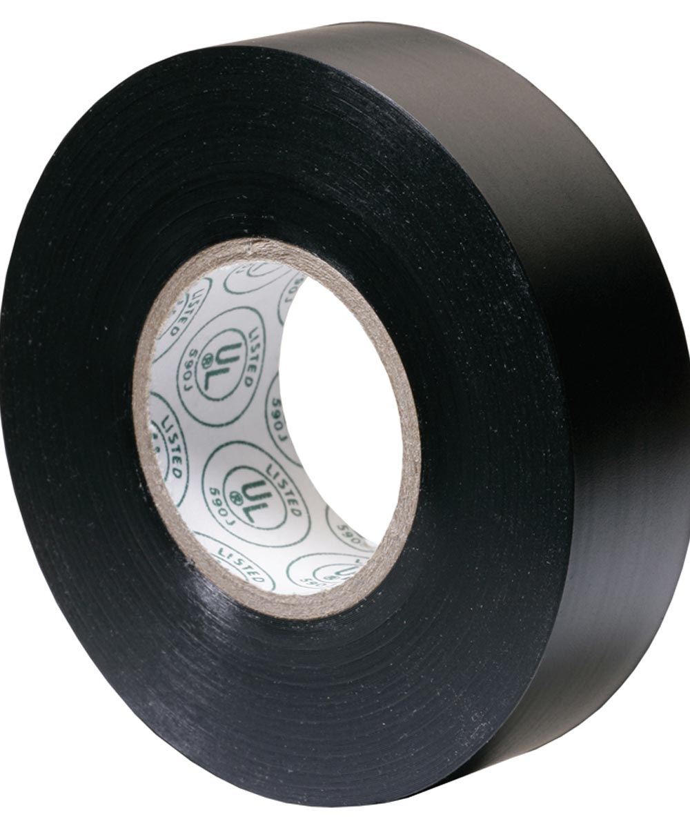 60 ft. Black Electrical Tape