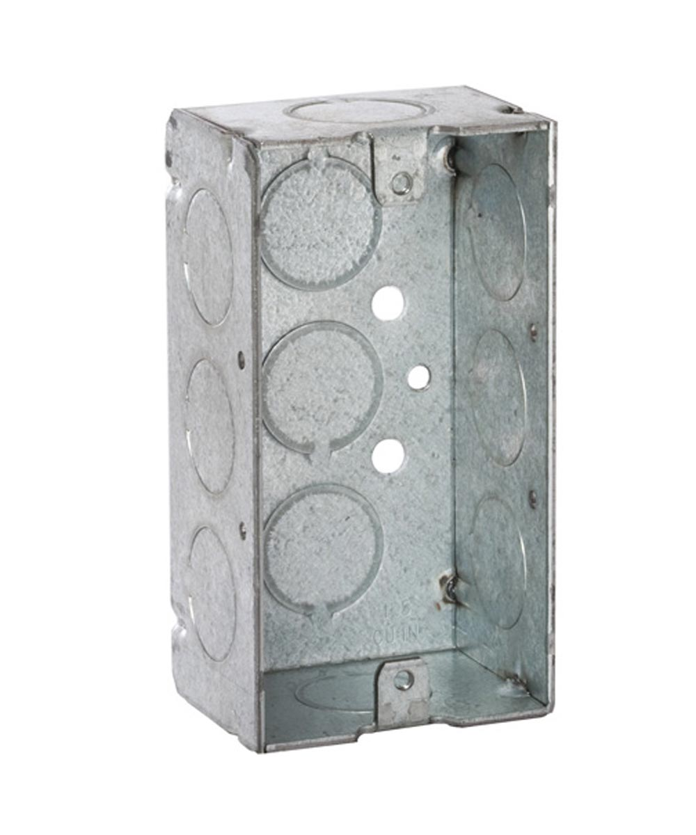 1-1/2 in. Deep Single Gang Handy Box