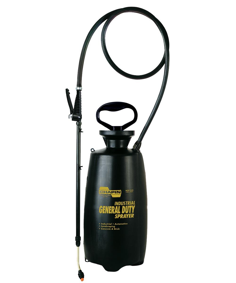 2553E General Duty Chemical Sprayer, 3 gal