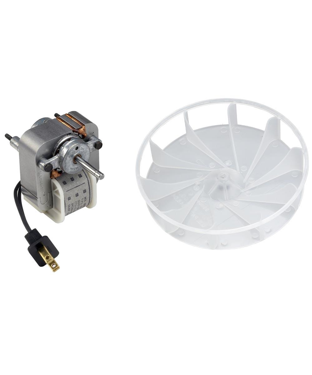 70 CFM Bathroom Fan Motor & Blower Wheel