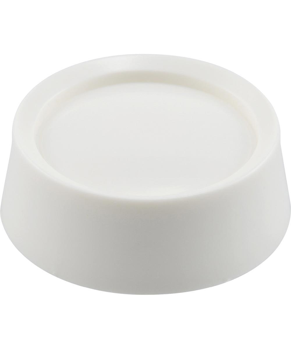 White Rotary Light Dimmer Knob