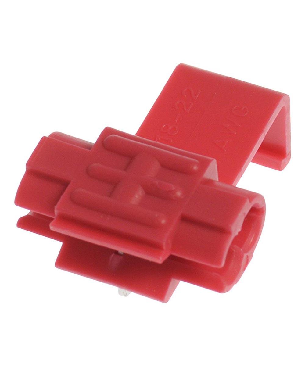 Red Snap Splice (22-18 Ga.)