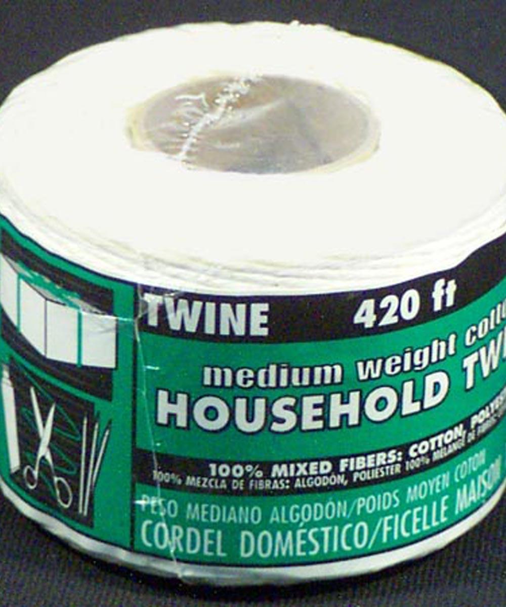 Cotton Twine Core Wound