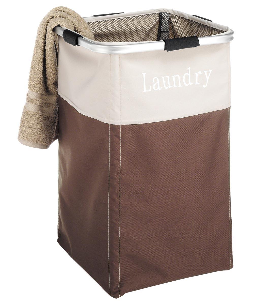 Java Square Laundry Hamper