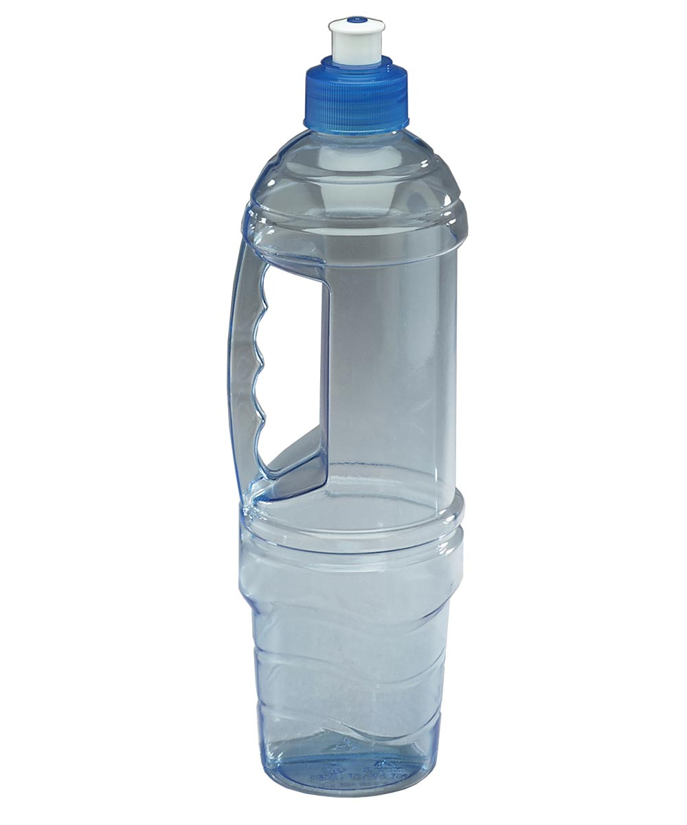1 Liter Clear Water Bottle