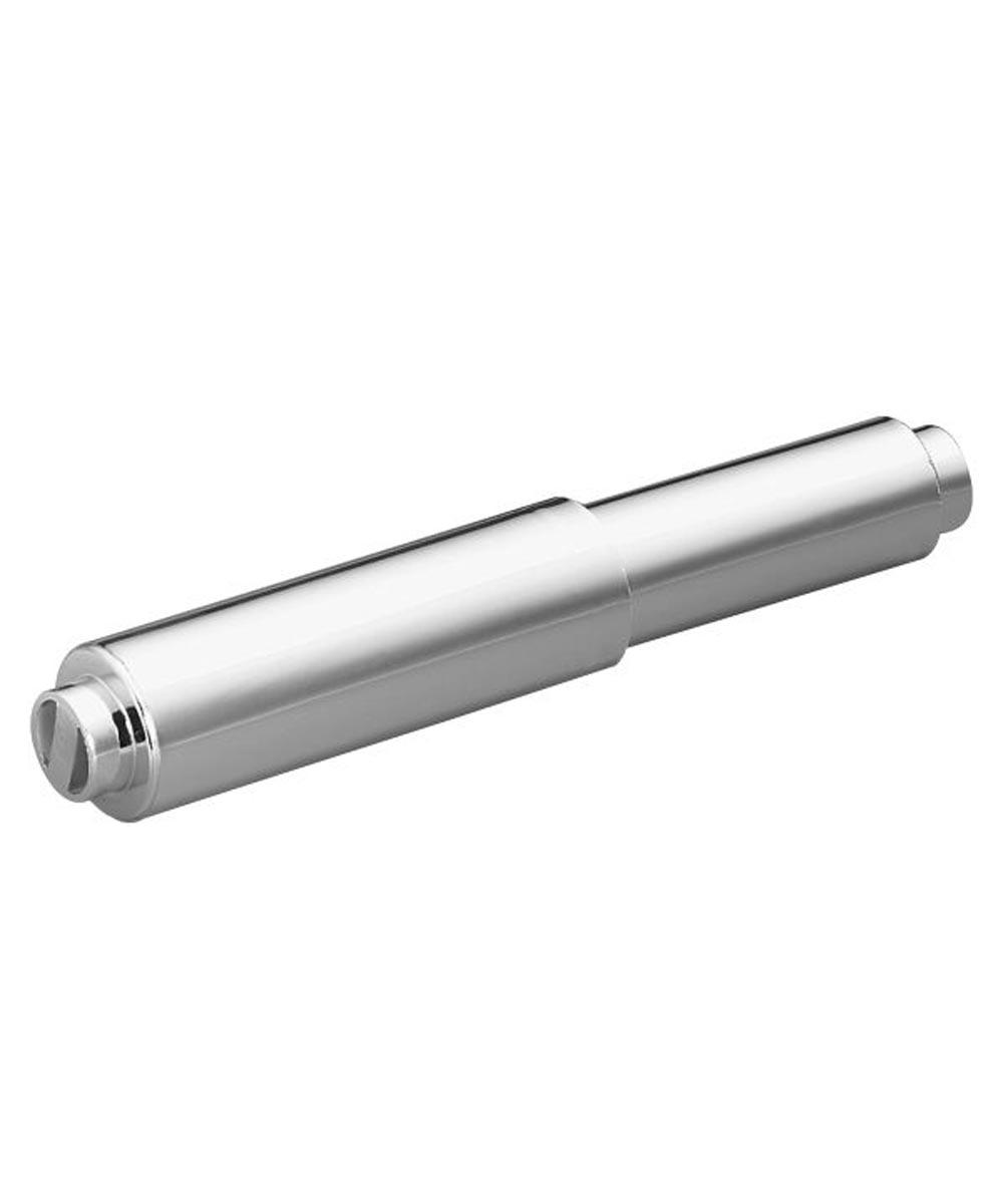 Contemporary Toilet Paper Roller Bar for Holder, Chrome