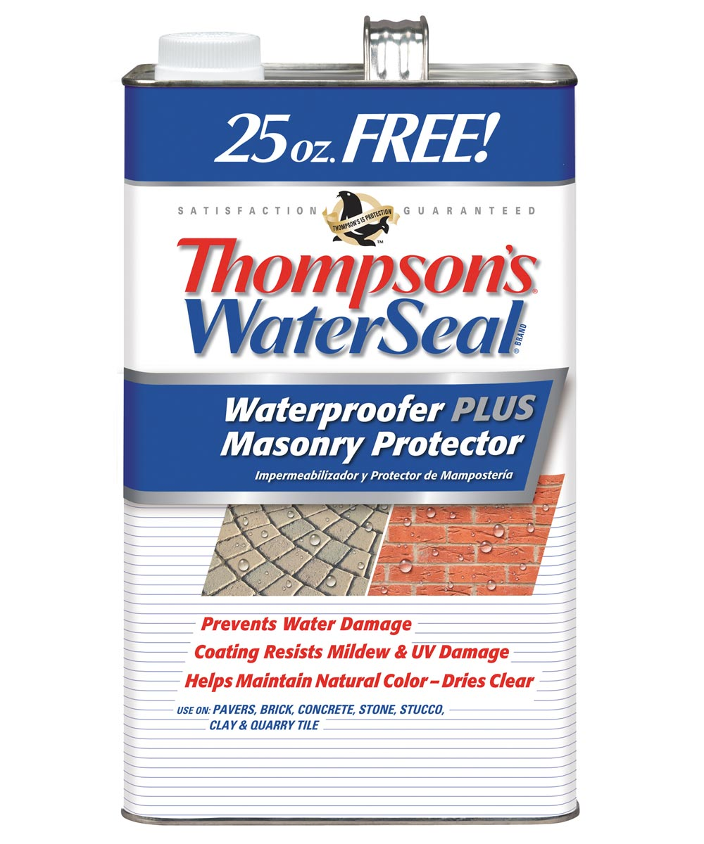 WaterSeal Waterproofer Plus Masonry Protector