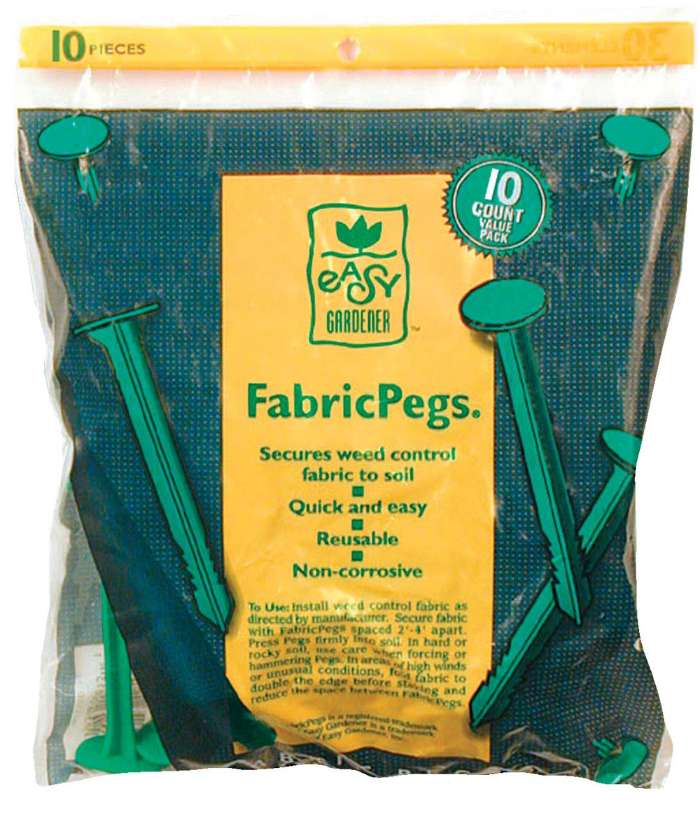 FabricPegs 10 Pack