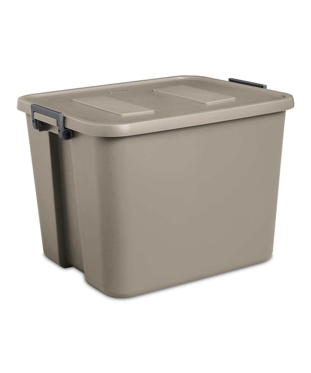 Sterilite 20 Gallon Latch Storage Tote
