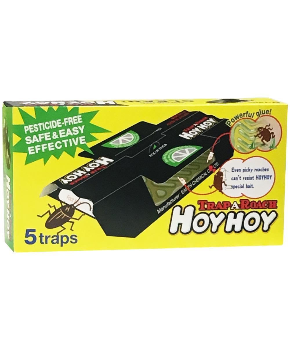 Hoy Hoy Trap-a-Roach Powerful Glue Traps