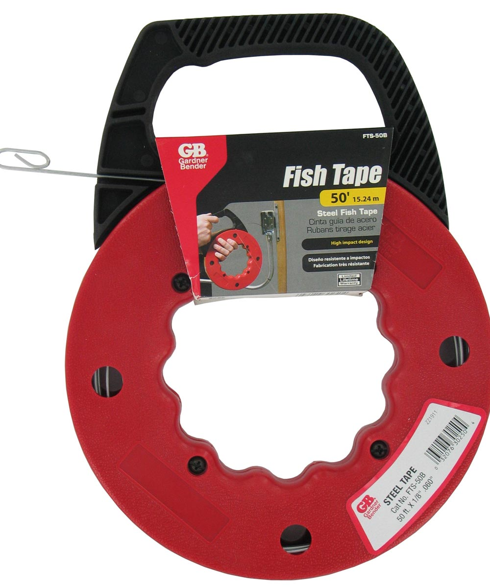 Streamline Fish Tape Reel & Winder