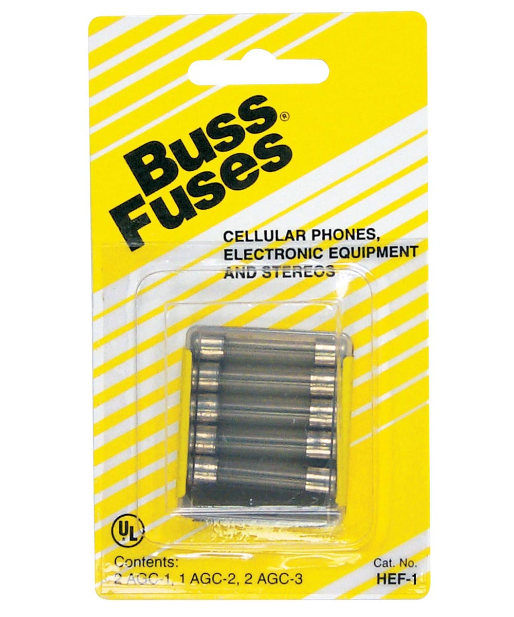 Electronic Fuse Assortment