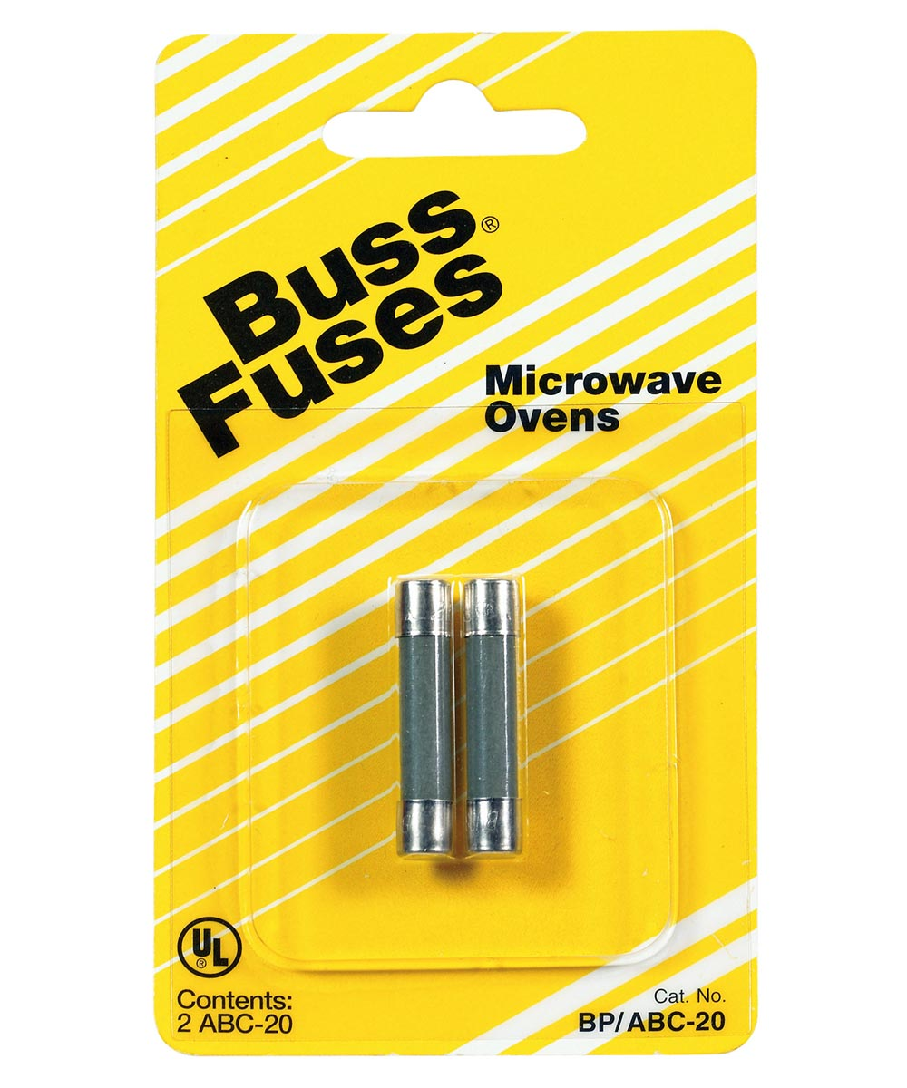 20 Amp 250 Volt Microwave Oven Fuse 2 Count