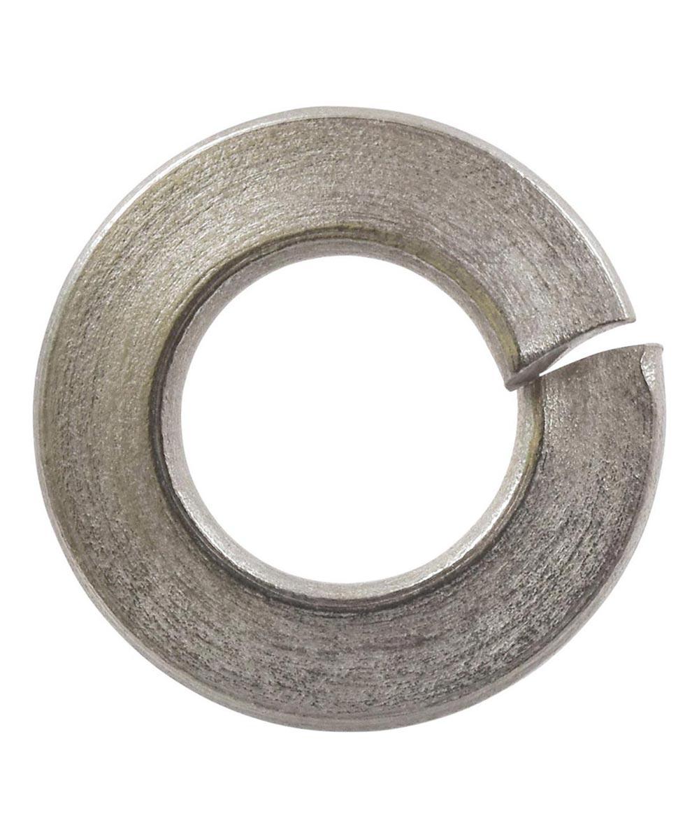 18-8 Stainless Steel Split Lock Washer 1/4