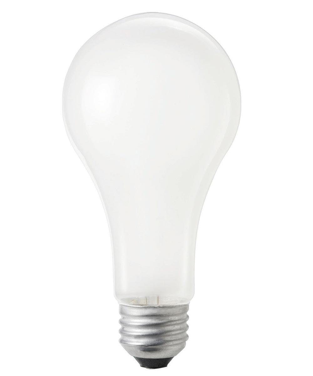 Phillips 25 Watt A19 Incandescent DuraMax Household Light Bulb, 2 Pack