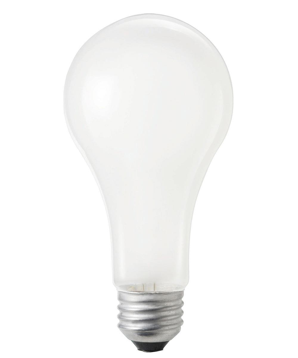 50 100 150 Watt Soft White A21 3 Way Light Bulb