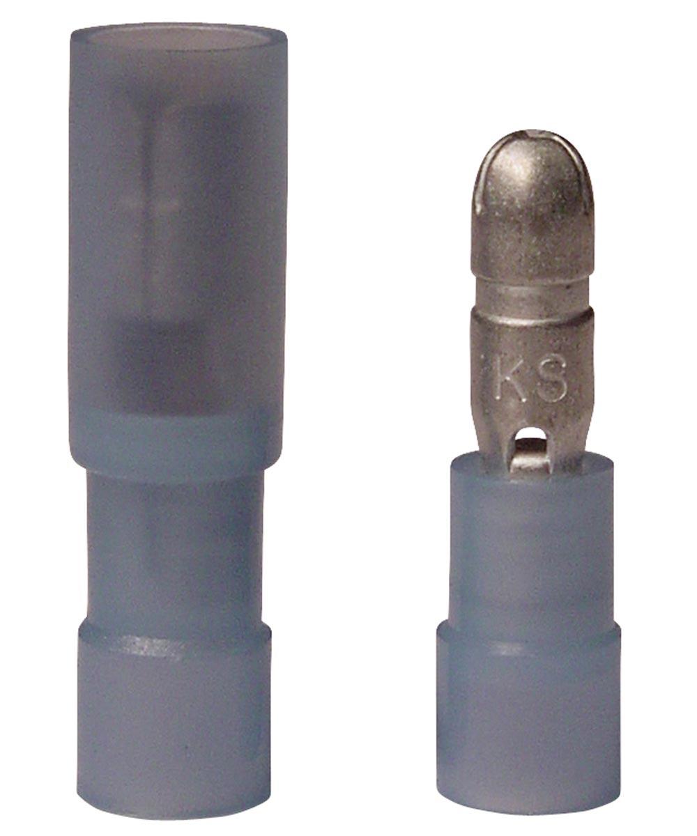 16-14 Gauge Blue Terminal Bullet Splice 10 Count