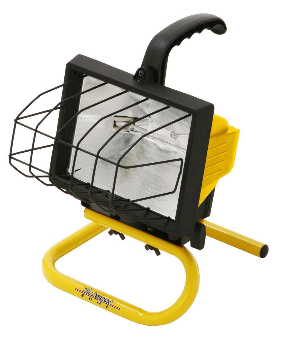 500 Watt Portable Halogen Work Light