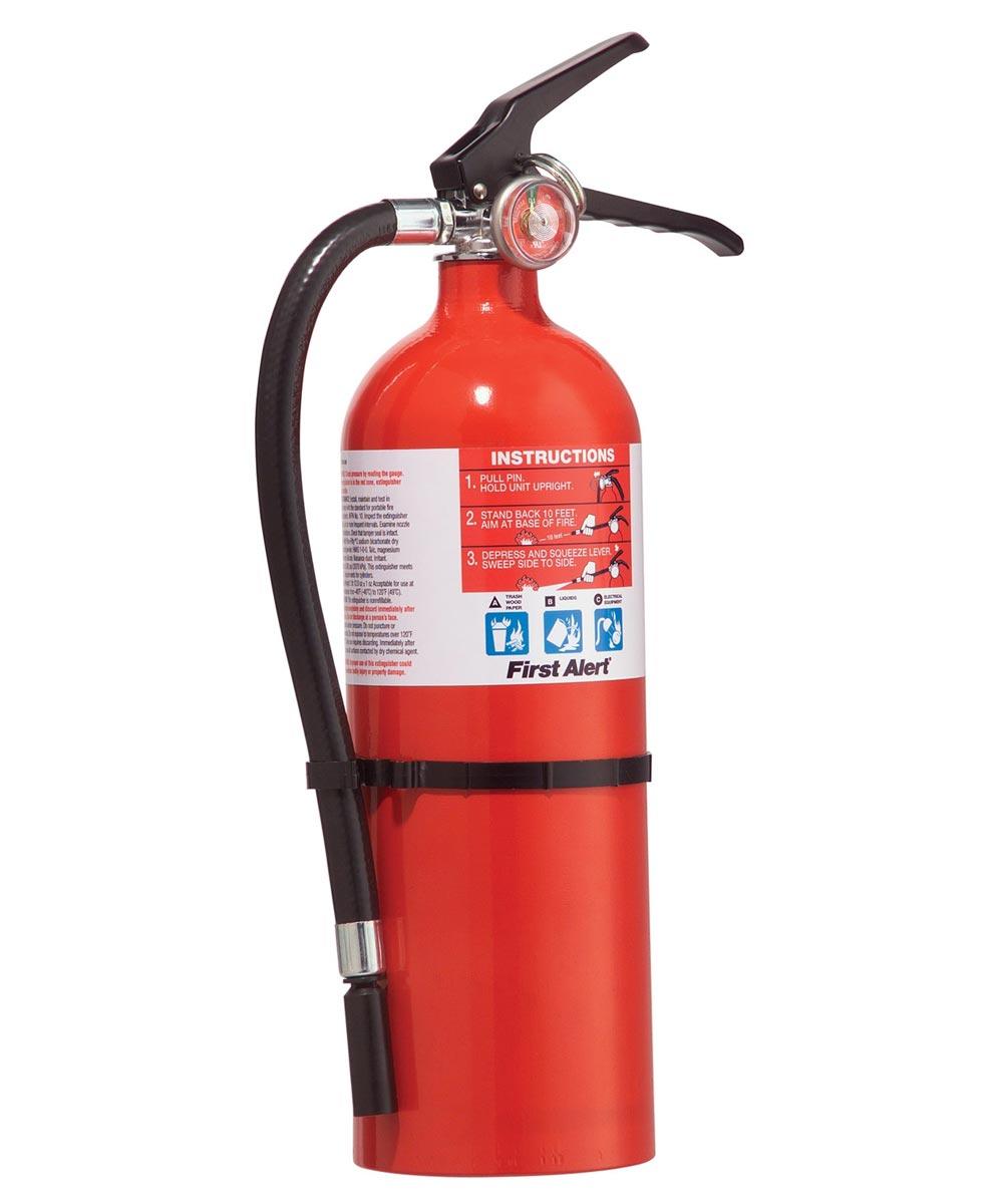 Heavy Duty Plus Fire Extinguisher
