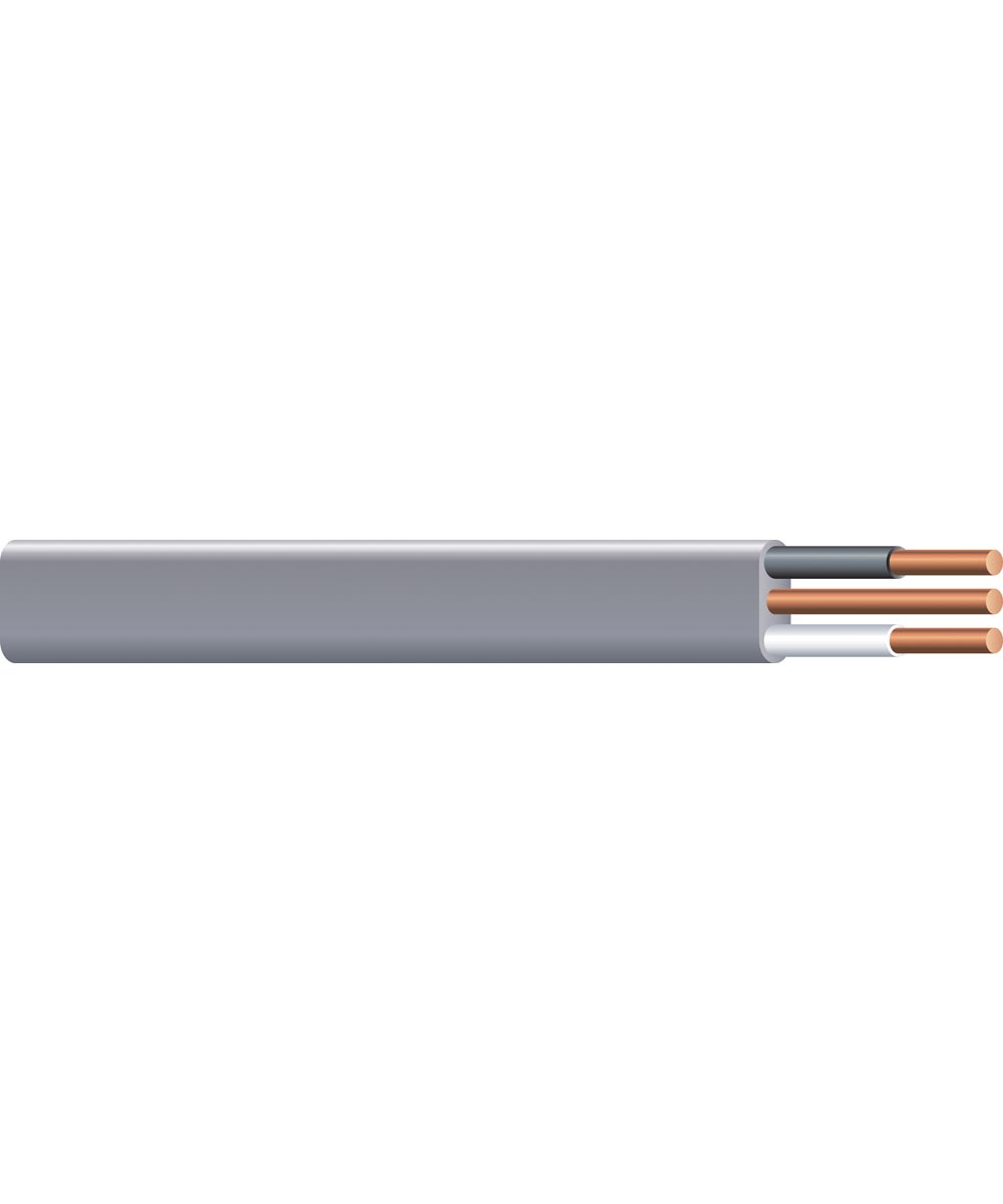 14-2 Conduct Underground Feeder & Branch Circuit Cable (Sold Per Foot)