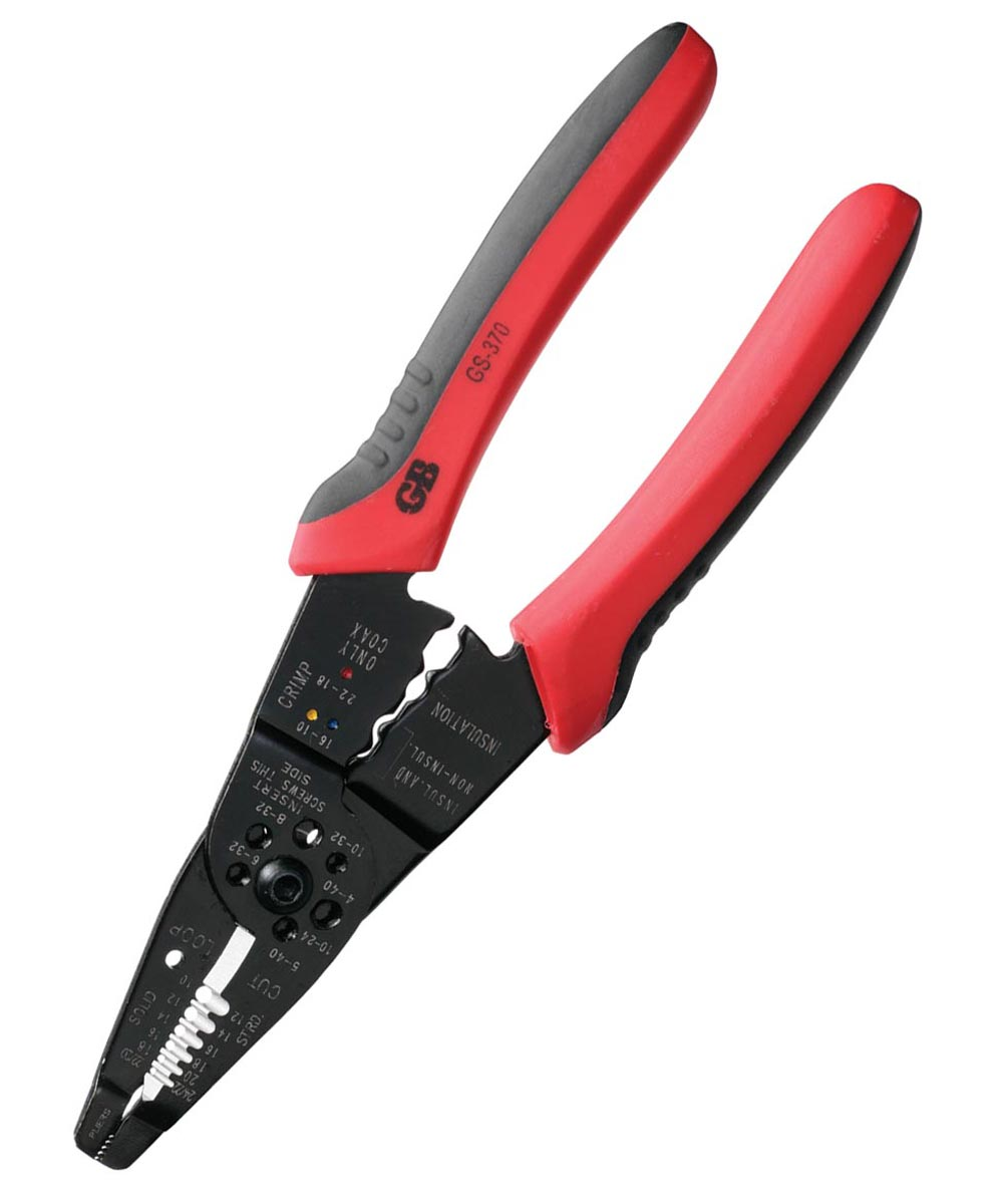 Wire Stripper With Multi-Tool