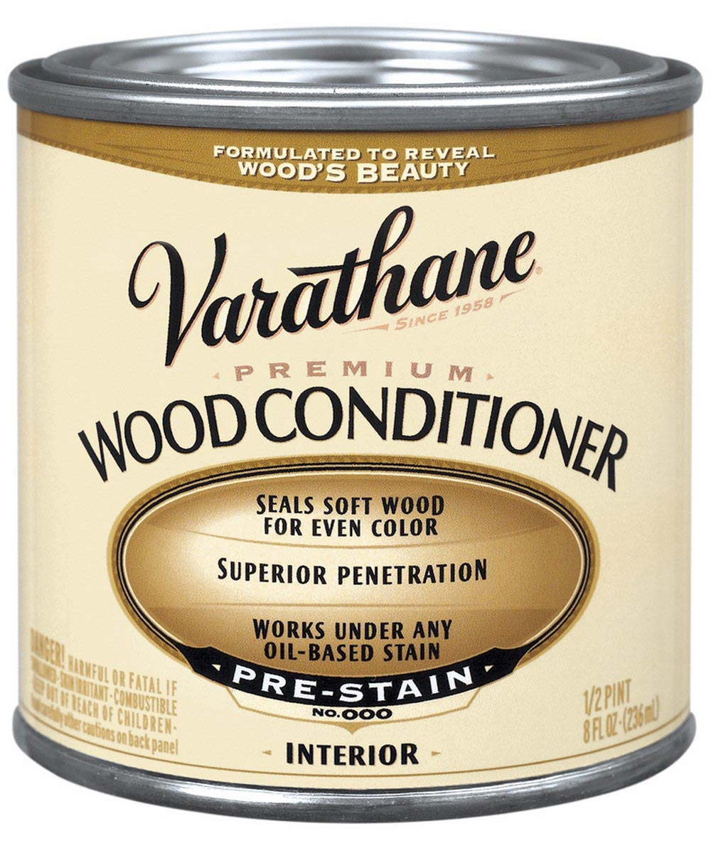 Varathane Premium Wood Conditioner, Half Pint, Wood Conditioner