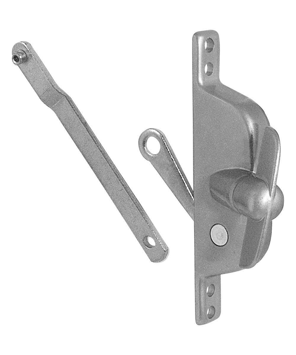 Jalousie Window Crank Operator, 4-1/4 in. Link Aluminum