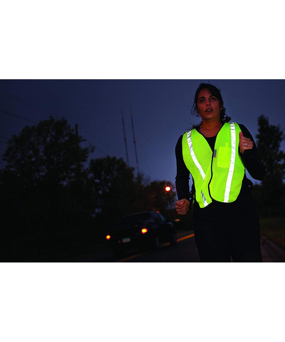 3M Reflective Yellow Day & Night Safety Vest