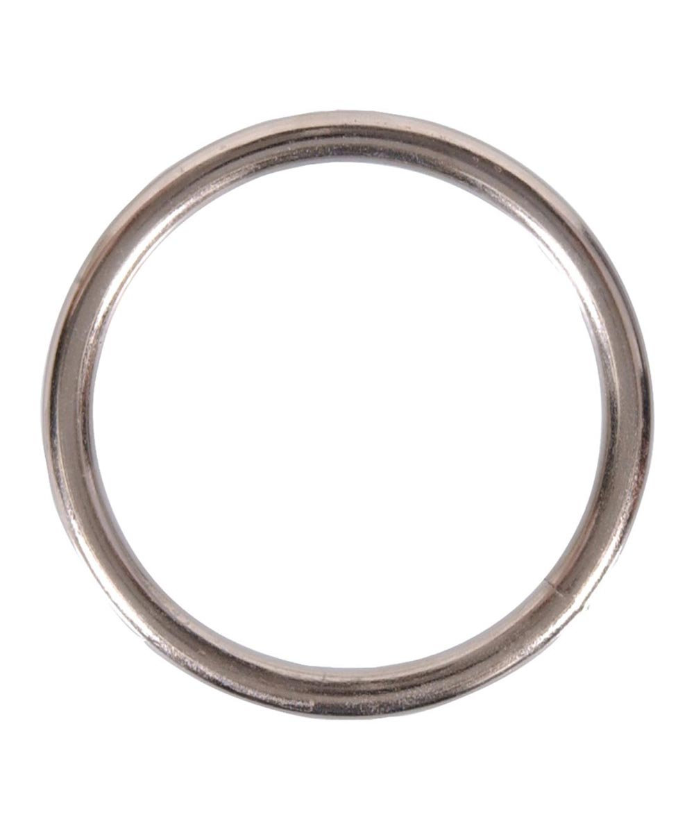Welded Rings Nickel 0.177 in. x 1 in.
