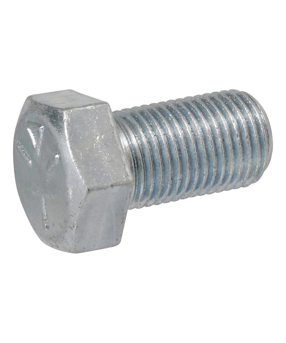 Grade 5 Hex Cap Screw (3/8-16 x 1-1/2 in.)